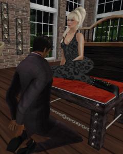 BDsm in Second Life Enchantrix Empire