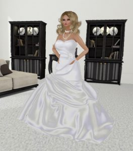 Bride acceptance as a crossdresser with Olivia 1-800-601-7259